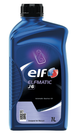 Oil ELFMATIC J6