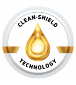 TOTAL Quartz cleanshield logo