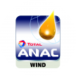Logo TOTAL anac wind